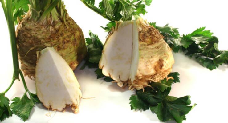 Фото к статье: «Хорошая еда». Рецепты из сельдерея: ньоки и салат