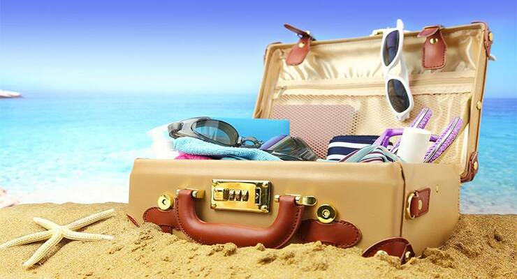 Фото к статье: Как научиться правильно отдыхать в отпуске