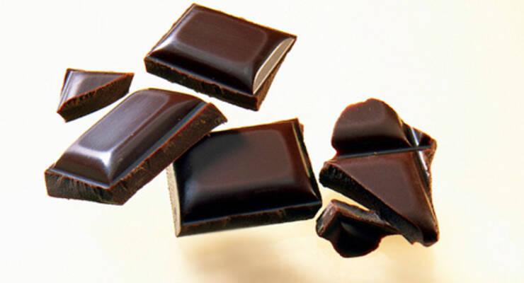 Фото к статье: Шоколад или жир