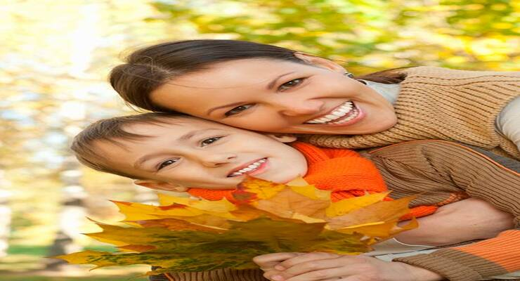Фото к статье: Как сделать прогулку в парке интересной для ребенка