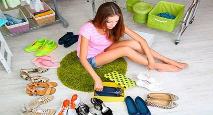Фото к статье: Разные виды обуви: почему их важно носить по очереди?