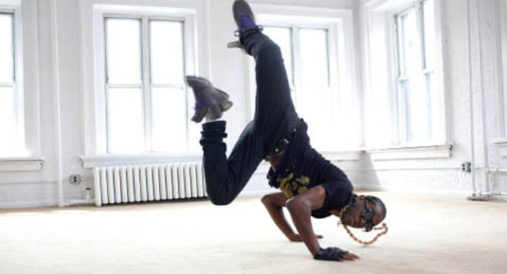 Фото к статье: Хип-хоп дома