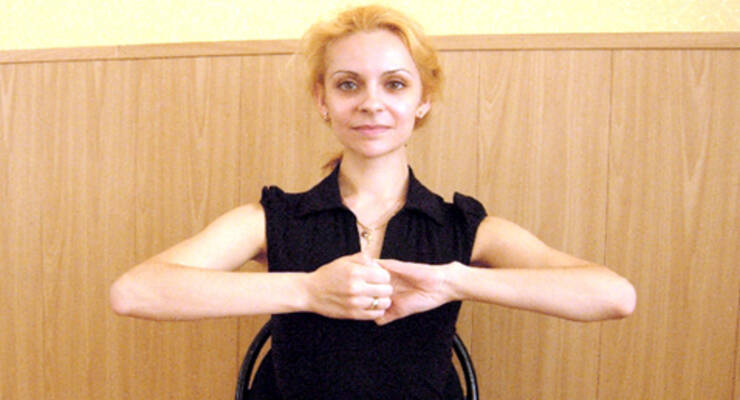 Фото к статье: Оздоровительный комплекс мудра-йоги (ФОТО)