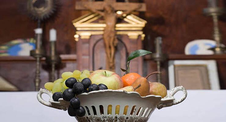 Фото к статье: Христианская диетология