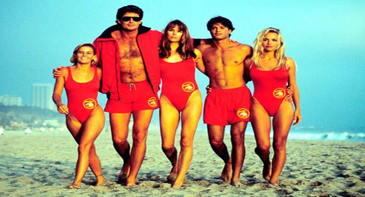 Фото к статье: К пляжному сезону: функциональная тренировка в стиле «Спасателей Малибу»