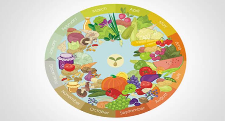 Фото к статье: Сезонный календарь фруктов и овощей: когда и что покупать