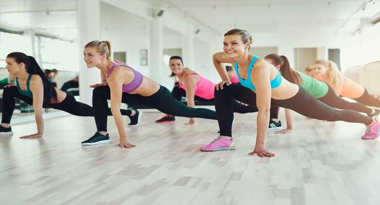 Фото к статье: Новые фитнес-программы, которые вам стоит попробовать