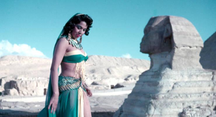 Фото к статье: Светлана Абу-Хардан о звездах танца живота