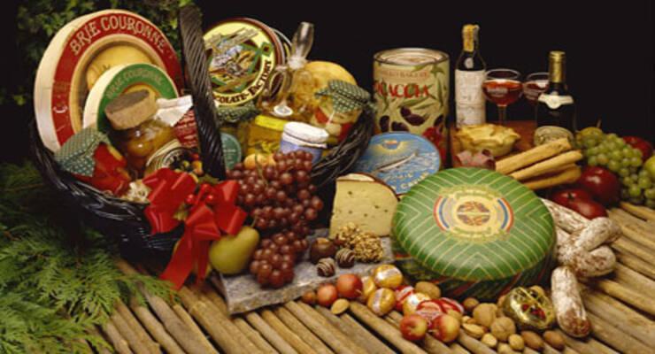 Фото к статье: Подарки, которые хочется съесть