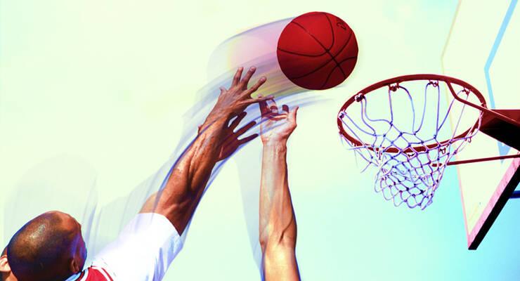 Фото к статье: Баскетбол