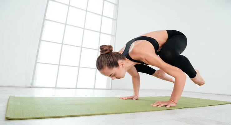 Фото к статье: Практика йоги: как получить от нее максимум пользы