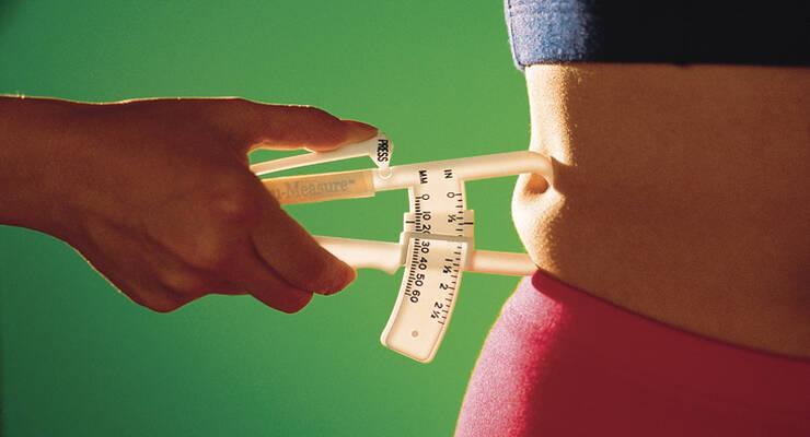 Фото к статье: Измерение количества жира в теле