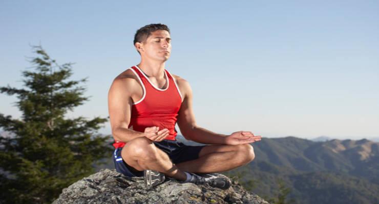 Фото к статье: «Дыхание йоги»