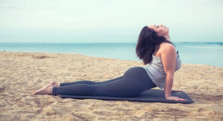 Фото к статье: Фитнес, йога, танцы: популярные блогеры плюс-сайз