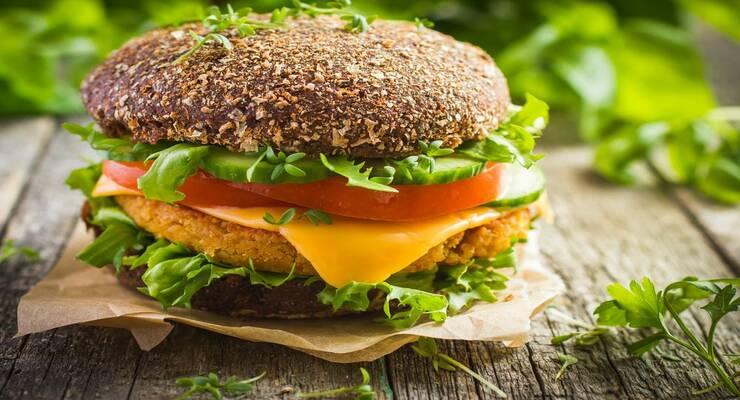 Фото к статье: Рецепт бургеров из нута