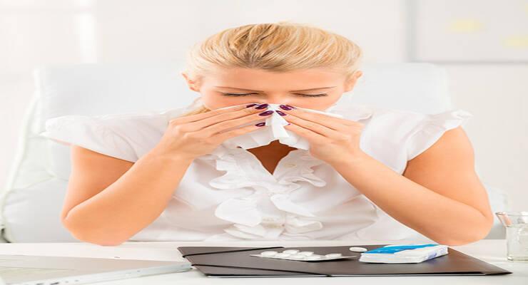 Фото к статье: Бывает ли аллергия на работу?