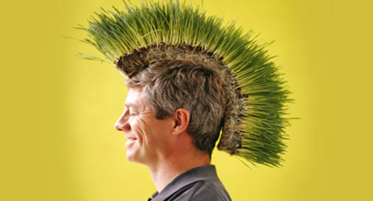 Фото к статье: Натуральные средства для правильного домашнего ухода за волосами