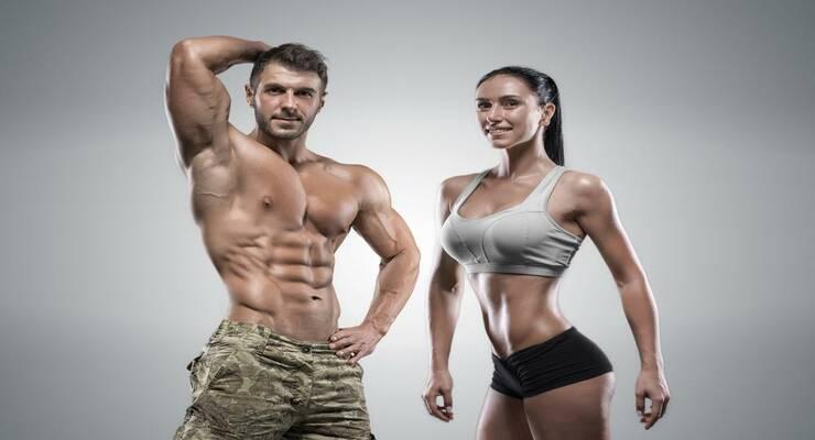 Фото к статье: Быстрее, выше, сильнее: почему спортивные добавки с пептидами эффективнее других?