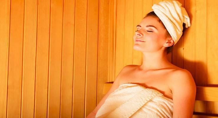 Фото к статье: Баня в жару: о чем нужно помнить, собираясь в парилку летом