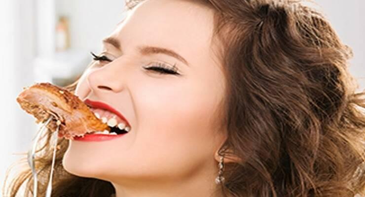 Фото к статье: Как справиться с чувством вины из-за еды?