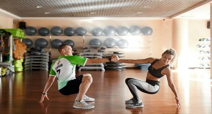 Фото к статье: 5 лучших упражнений для парной табата-тренировки