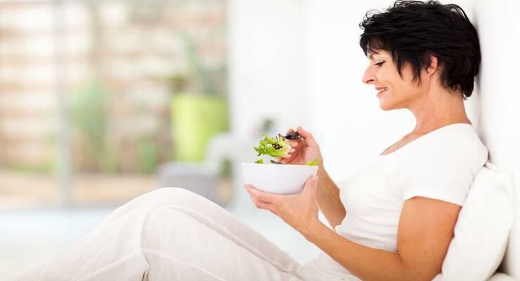 Фото к статье: План питания: как сохранить стройность в  30, 40 и 50 лет