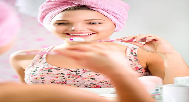 Фото к статье: Как правильно чистить зубы