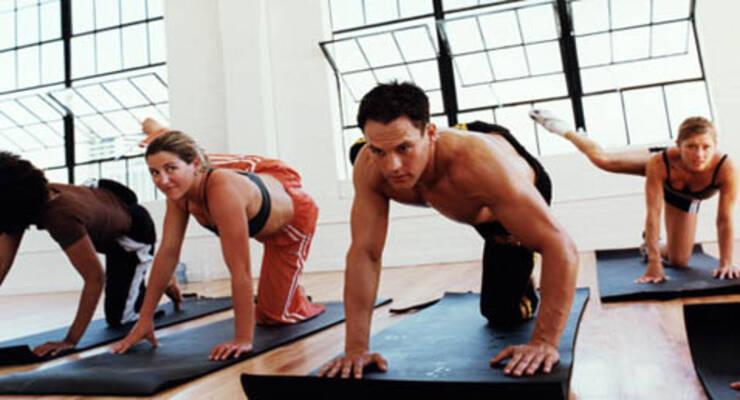 Фото к статье: С новым фитнес-сезоном!