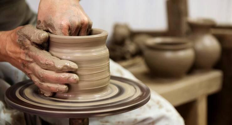 Фото к статье: Техника работы с глиной