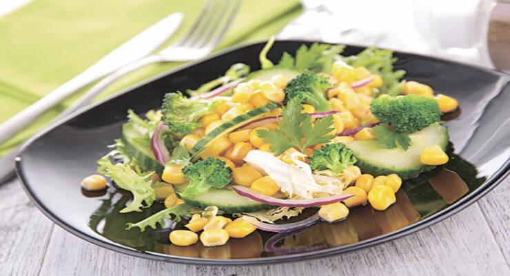 Фото к статье: Рецепты зимних салатов, которые зарядят вас витаминами