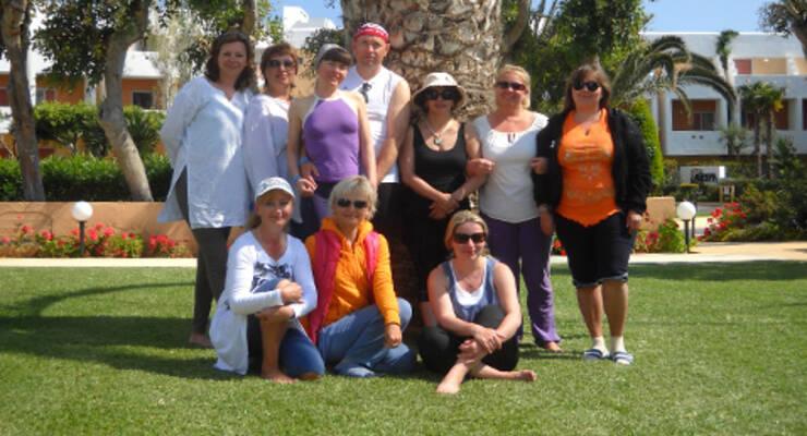 Фото к статье: Алена Мордовина об итогах йога-тура на Крит