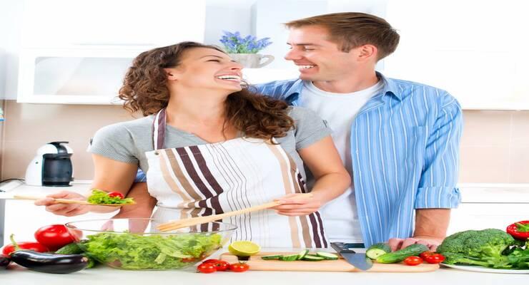 Фото к статье: Как похудеть вместе с мужем: 8 правил