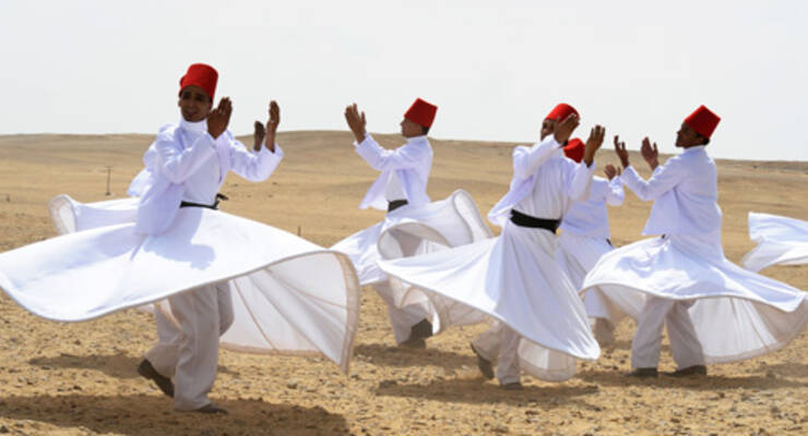 Фото к статье: Светлана Абу-Хардан о танце живота для мужчин