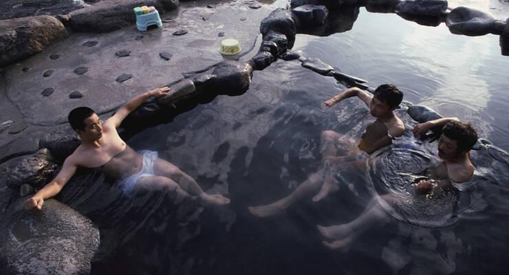 Фото к статье: Радоновые ванны
