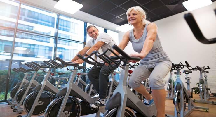 Фото к статье: Фитнес после 40: почему вам стоит начать тренировки