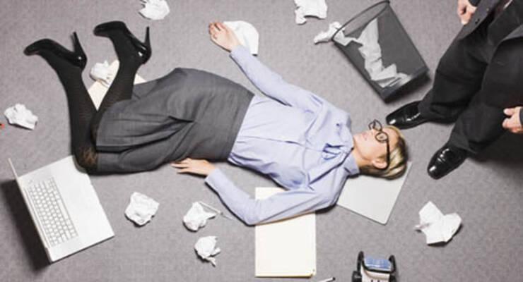 Фото к статье: Синдром хронической усталости – это заразно?