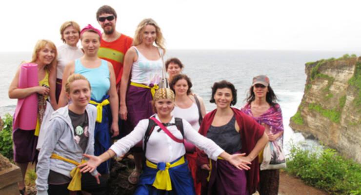Фото к статье: Алексей Меркулов об итогах йога-тура на Бали