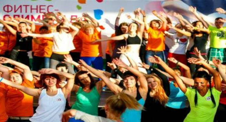 Фото к статье: Первая открытая фитнес-олимпиада Урала. Итоги и перспективы