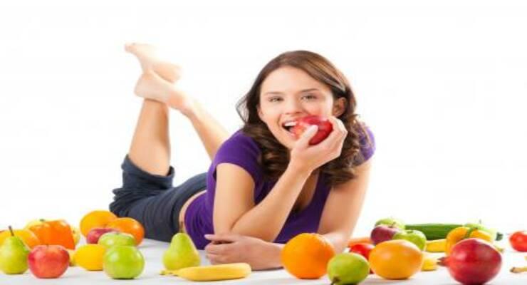 Фото к статье: Меню вегетарианца для похудения и набора массы