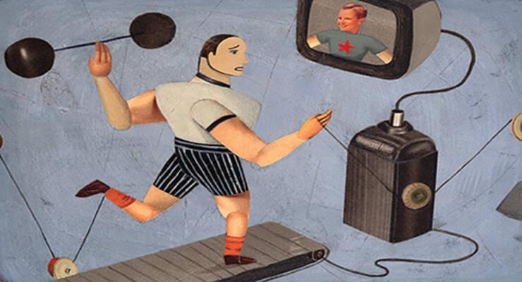 Фото к статье: Вся правда о занятиях на беговой дорожке