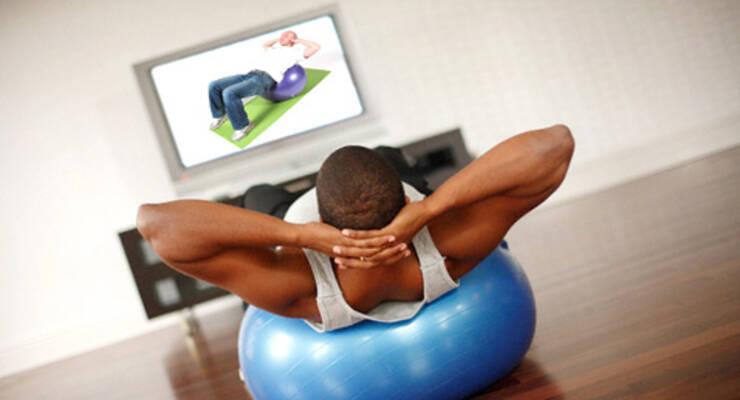 Фото к статье: Мультимедийный фитнес-клуб «ЖИВИ!» и LG Smart TV