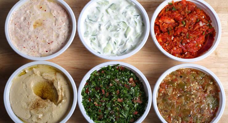 Фото к статье: Арабская кухня