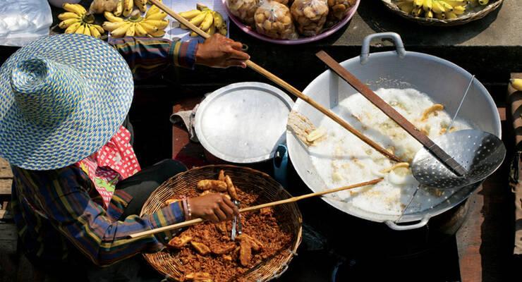 Фото к статье: Тайская кухня