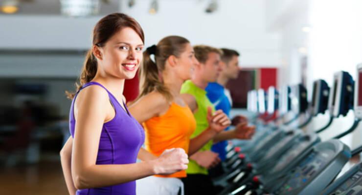 Фото к статье: Больше фитнеса — меньше шоколада