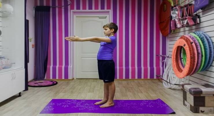 Фото к статье: Все на зарядку: комплекс упражнения  для детей