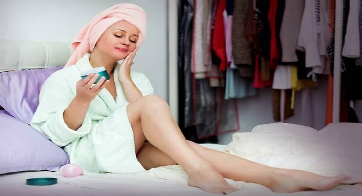 Фото к статье: Вторая смена: идеальный ночной крем