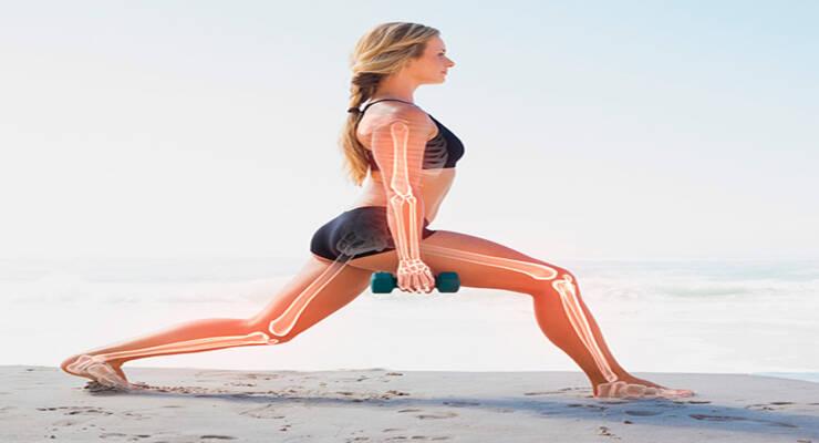 Фото к статье: Как правильно укреплять кости?