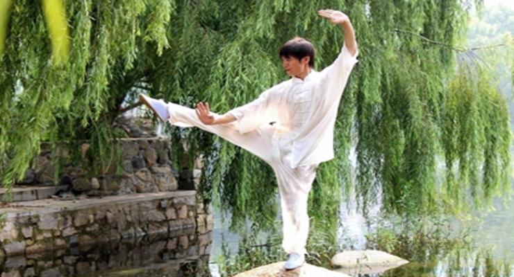 Фото к статье: Цигун: упражнения для суставов (ФОТО)