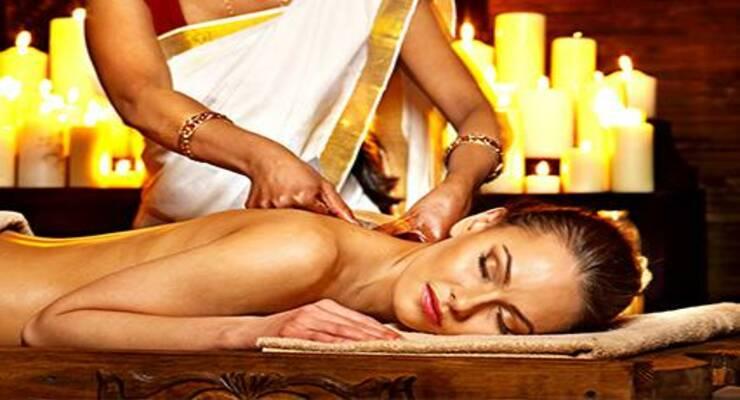 Фото к статье: Марма-массаж: лечение по энергетическим точкам