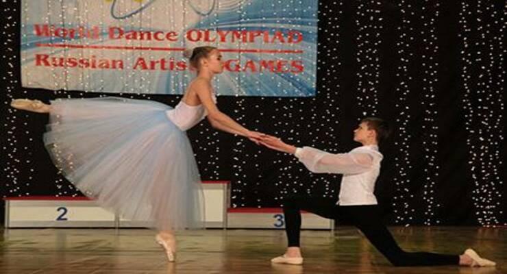 Фото к статье: XII Всемирная танцевальная Олимпиада